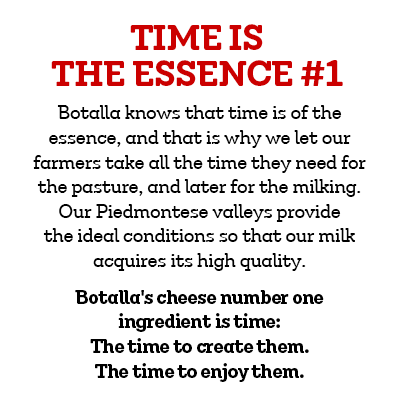 Botalla time is the essence