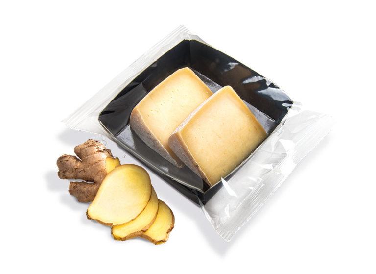 formaggi porzionati botalla allo zenzero