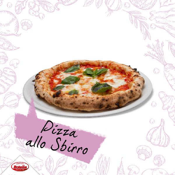 Pizza allo Sbirro